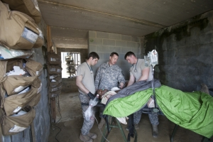 Special Operation Combat Medic School Survival Guide